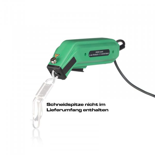 Nutenschneider Heissschneider elektrisch für Dämmung EPS Mietgerät HSG-OE