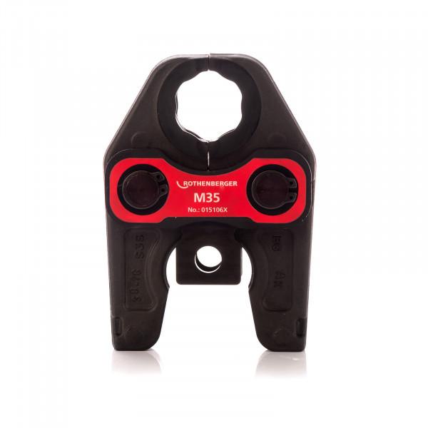 Rothenberger Pressbacke Standard M 35 für Romax 4000 + 3000 Mietartikel