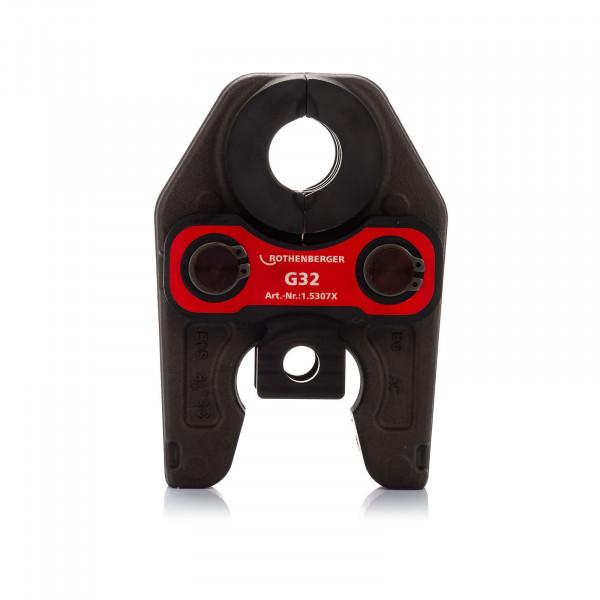 Rothenberger Pressbacke Standard G 32 für Romax 4000 + 3000 Mietartikel