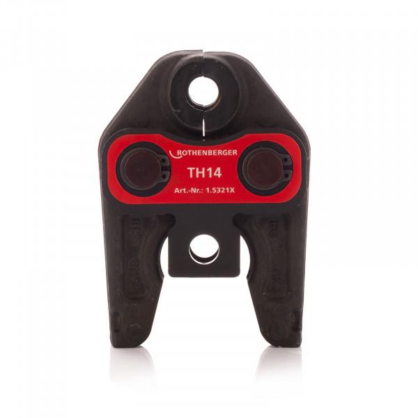 Rothenberger Pressbacke Standard TH 14 für Romax 4000 + 3000 Mietartikel