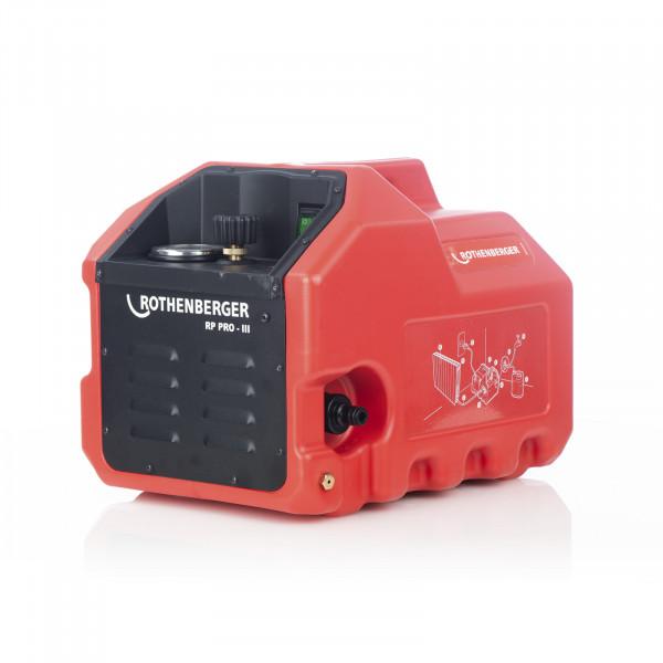 Druckprüfpumpe elektrisch Mietgerät RP PRO III Automatik