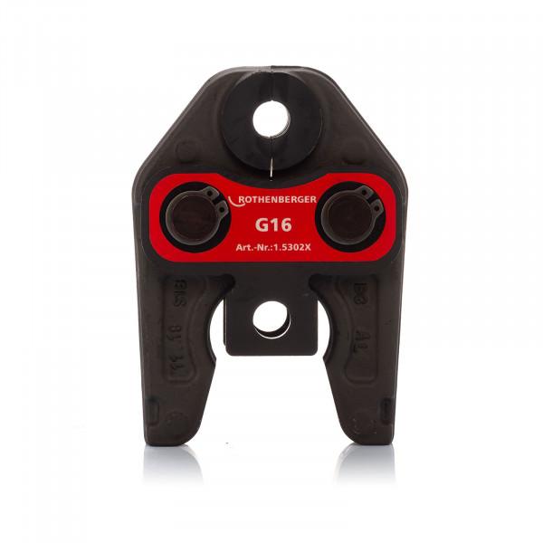 Rothenberger Pressbacke Standard G 16 für Romax 4000 + 3000 Mietartikel
