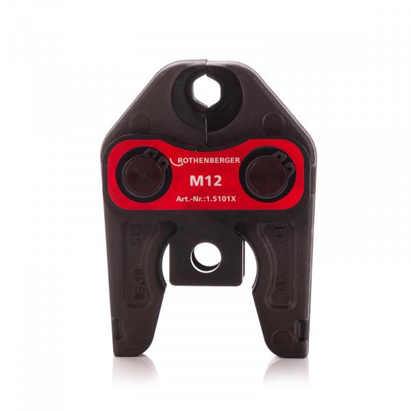 Pressbacke M12 Standard Rothenberger
