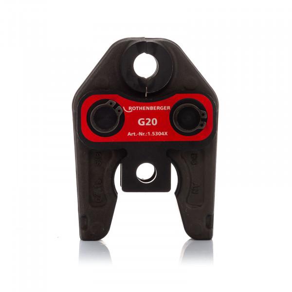Rothenberger Pressbacke Standard G 20 für Romax 4000 + 3000 Mietartikel