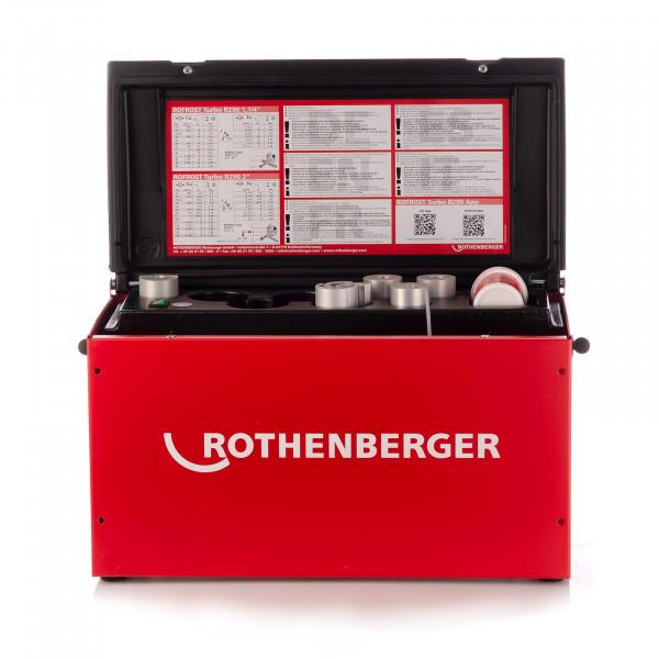 """Rohr-Einfriergerät bis 1 ¼"""" Mietgerät ROFROST Turbo R290"""