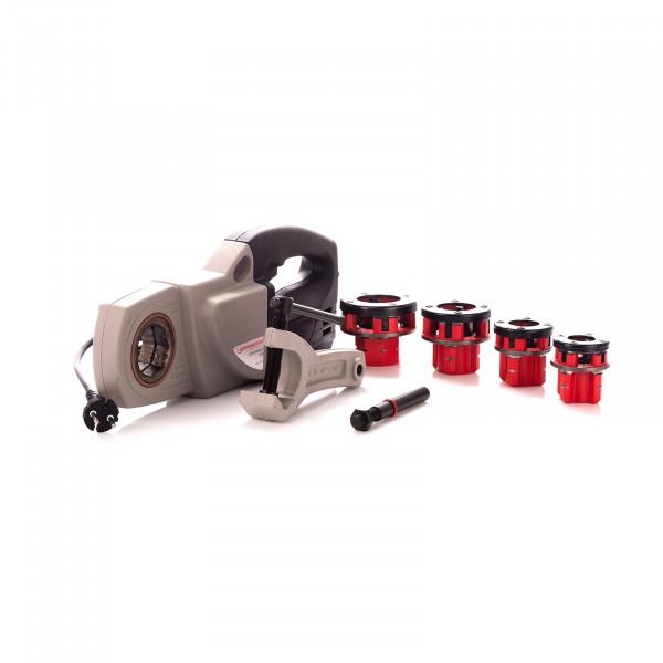 """Elektrischer Gewindeschneider Set SUPERTRONIC 1250, 1/2"""" - 1 1/4"""" Mietgerät"""