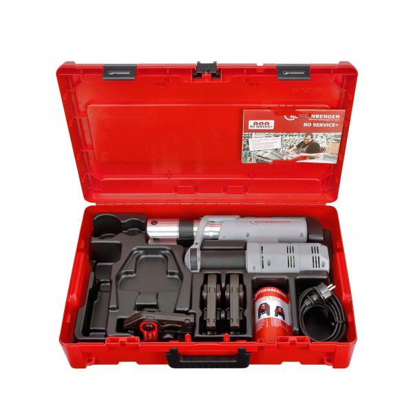 Pressmaschine ROMAX AC ECO, M 15-22-28 mm, 230V, Typ C, Netzbetrieb