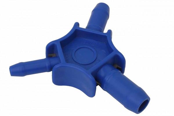3 Finger Kalibrierer / Entgrater für Verbund- und Kunststoffrohr