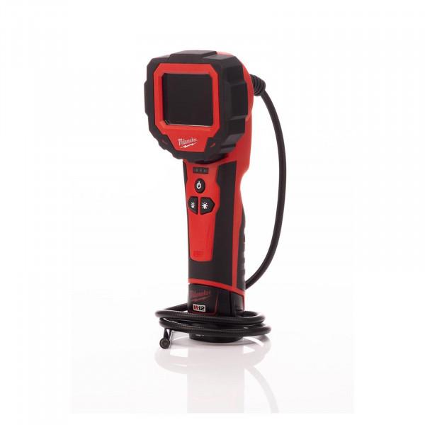 Inspektionskamera Endoskop Akku M12 IC-201C im Set