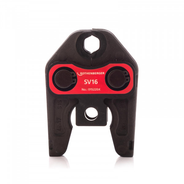 Rothenberger Pressbacke Standard SV 16 für Romax 4000 + 3000 Mietartikel