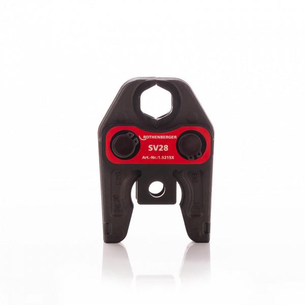 Pressbacke SV28 Standard Rothenberger
