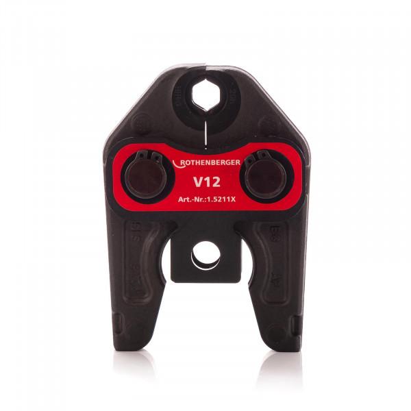 Pressbacke V12 Standard Rothenberger