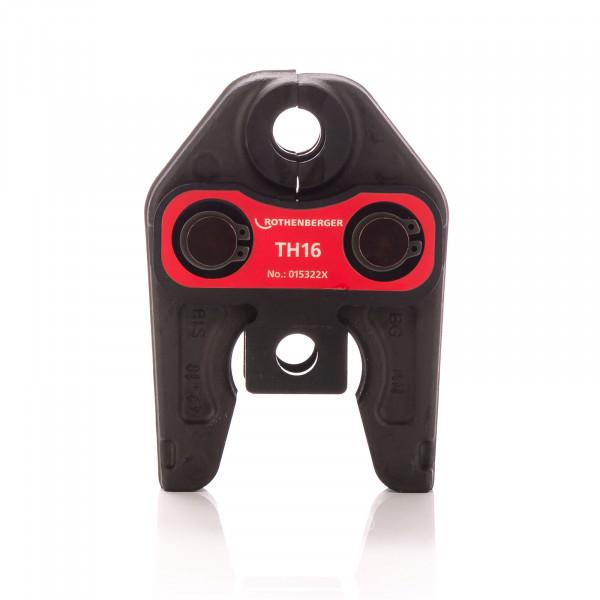 Rothenberger Pressbacke Standard TH 16 für Romax 4000 + 3000 Mietartikel