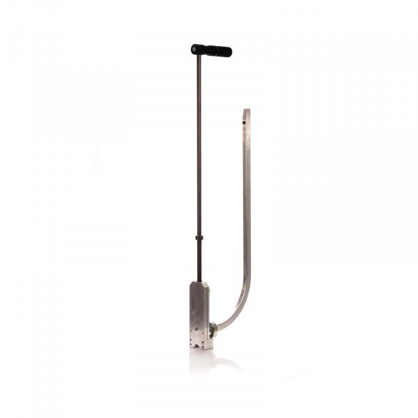 Tackermontagegerät für Fußbodenheizung Tackerclips Ankerclips Mietgerät