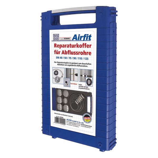 Airfit Reparaturkoffer für Abflussrohre