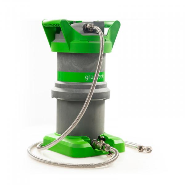 Entsalzungsanlage Heizung Mietgerät desaliQ:MB9