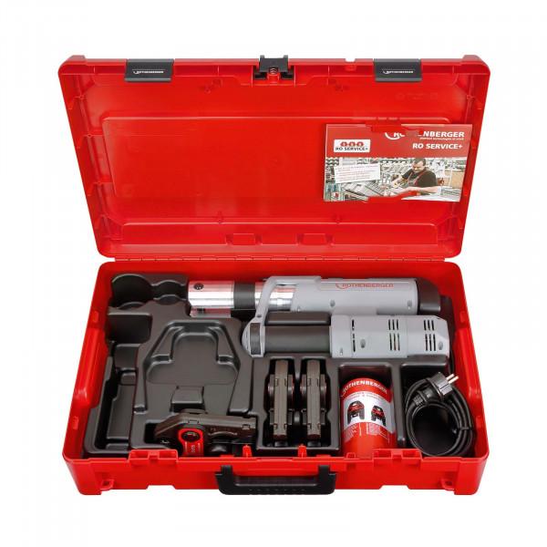 Pressmaschine ROMAX AC ECO, U 16-20-25 mm, 230V, Typ C, Netzbetrieb