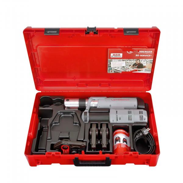 Pressmaschine ROMAX AC ECO, SV 15-22-28 mm, 230V, Typ C, Netzbetrieb