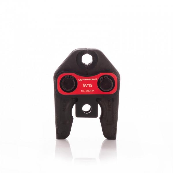 Rothenberger Pressbacke Standard SV 15 für Romax 4000 + 3000 Mietartikel